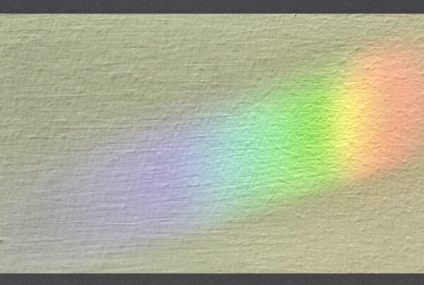White light is composed of 7 colours