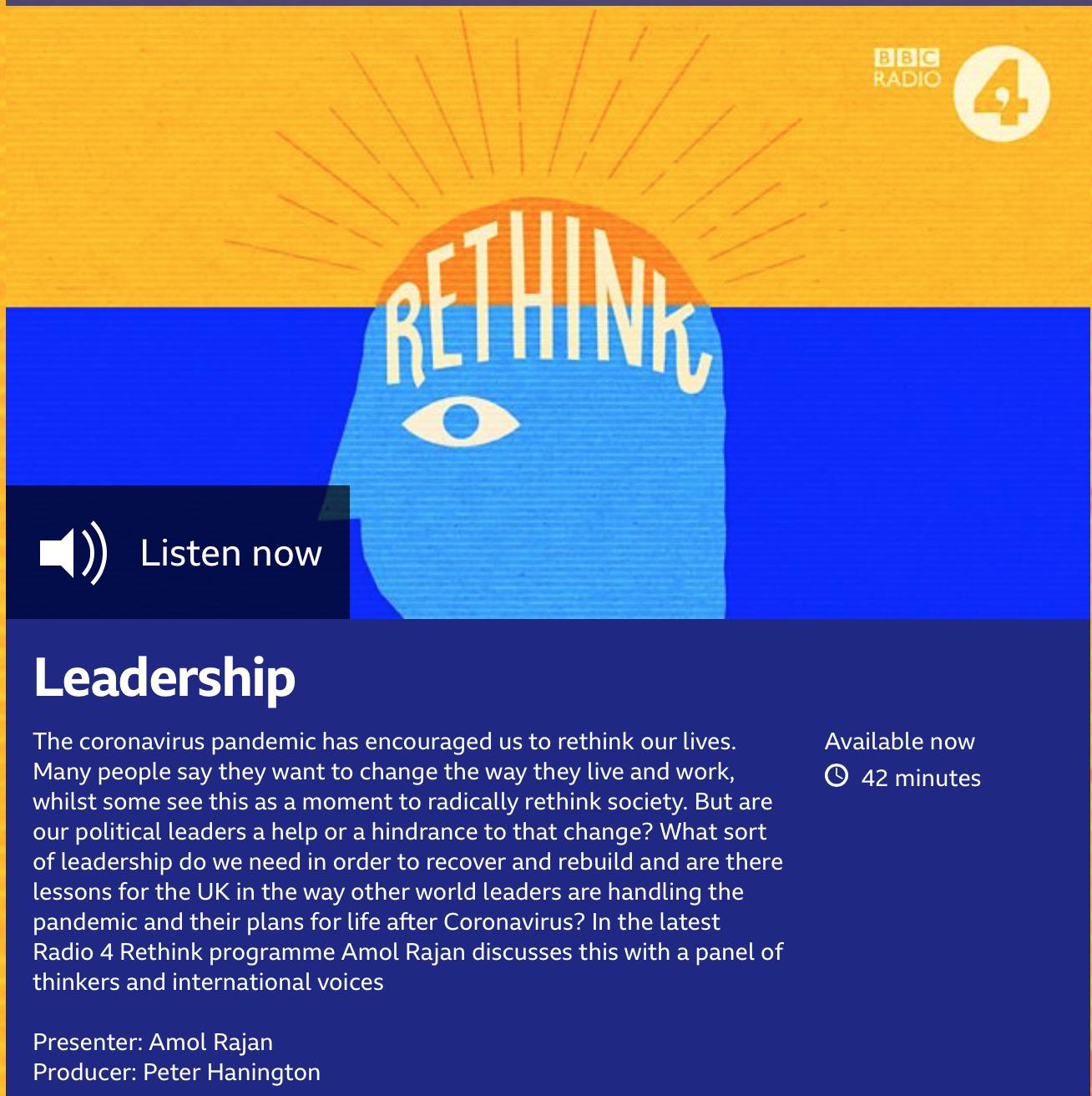 Do outsiders make good leaders?