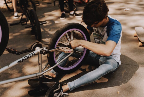 People who complain are often called a 'squeaky wheel'