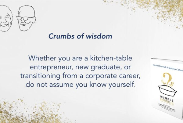 Crumbs of wisdom quote